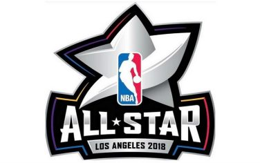 NBA, ecco il logo dell'All-Star Game 2018 | Sky Sport
