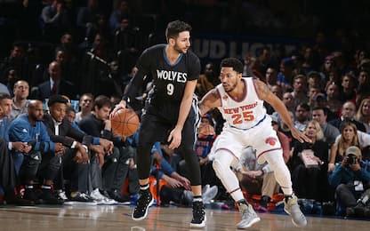 NBA, da Rubio a Rose, tutti i rumors di mercato