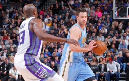 NBA, due sconfitte per Gallinari e Belinelli