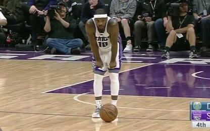 NBA, Ty Lawson se la prende con molta calma