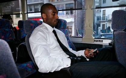 NBA, la app che conquista Kobe Bryant e gli ex NBA