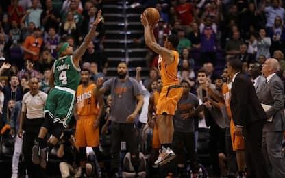 NBA, vittorie sul filo per Suns, Jazz e Wizards!