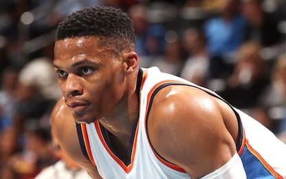 NBA: Westbrook fa 58, ma non basta contro Portland
