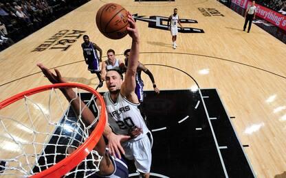 NBA, i risultati della notte: rimonta Spurs da -28