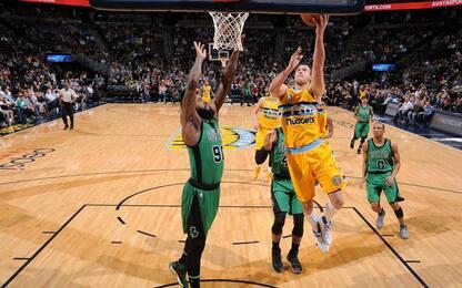 NBA, segnano e vincono Gallinari e Belinelli