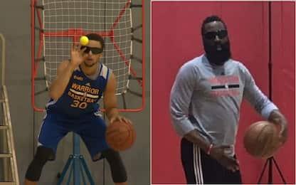 NBA: Da Jordan a Harden, il segreto degli occhiali