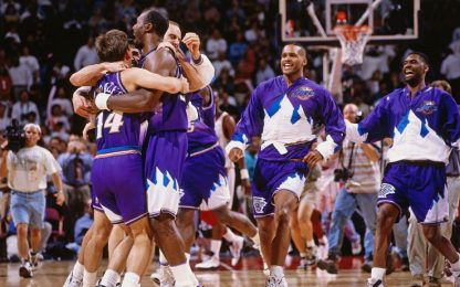 NBA, John Stockton segna ancora 20 anni dopo