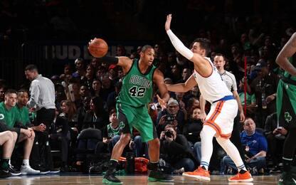 NBA, Boston passa a New York, resta prima a est