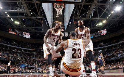 Basket Room: Tranquillo sulla lite LeBron-Thompson