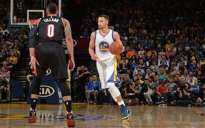 NBA, anteprima playoff: Golden State vs. Portland