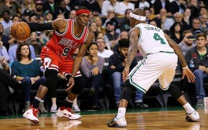 NBA, anteprima playoff: Boston - Chicago