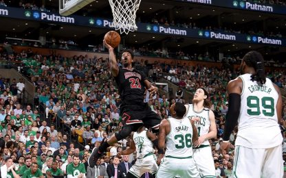 NBA, Thomas ne segna 33, ma Chicago vince gara-1