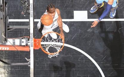 NBA, Leonard mostruoso, Spurs in controllo: 2-0