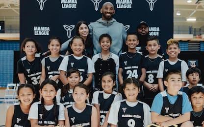 Basta AAU: Kobe Bryant lancia la sua Mamba League