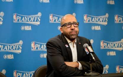 NBA, i Grizzlies pagano la multa di coach Fizdale