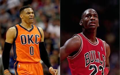 "NBA, Tranquillo: ""Westbrook divide come Jordan"""