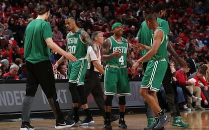 NBA, Boston vince a Chicago e si rimette in corsa