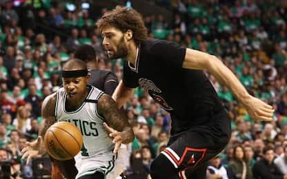 NBA, Bulls al veleno dopo il ko contro Boston