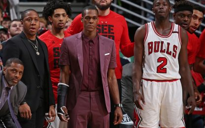 NBA, Rondo tenta l'impresa: in campo per gara-6?
