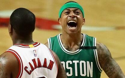 NBA: Celtics rimonta completata! Bulls battuti 4-2