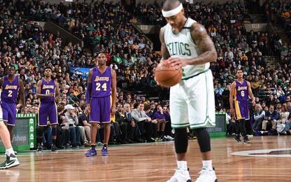 NBA, il segreto di Isaiah? Le telefonate con Kobe