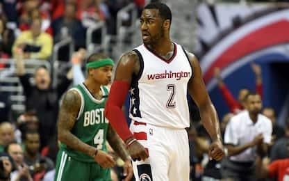 NBA, Washington fa a botte e vince gara-3