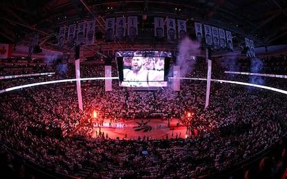 NBA, la partita completa tra Toronto e Cleveland