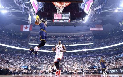 NBA, Cleveland chiude i conti: 4-0 su Toronto