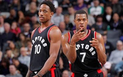 NBA: Toronto e la possibile rivoluzione estiva