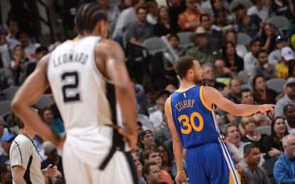 NBA preview: Golden State vs. San Antonio