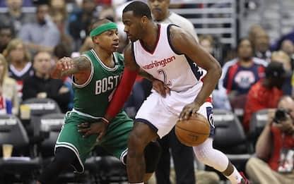 NBA: Celtics-Wizards, è il momento della verità