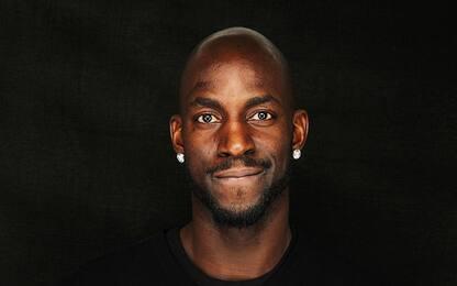 NBA, il primo compleanno da ex di Kevin Garnett