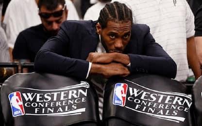 Durant dice 33, Warriors a un passo dalle Finals