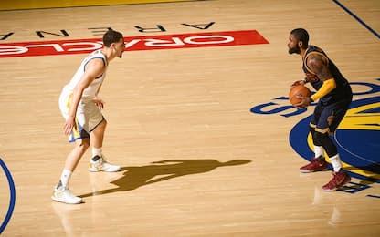 NBA: Klay Thompson, l'eroe nascosto degli Warriors