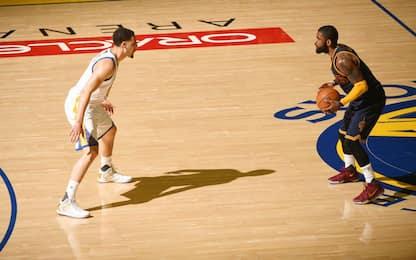 NBA Finals, Kyrie vs. Klay: è il duello decisivo?