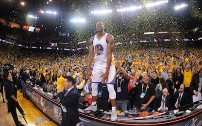 """NBA Finals: """"Nella storia coi più forti di sempre"""""""