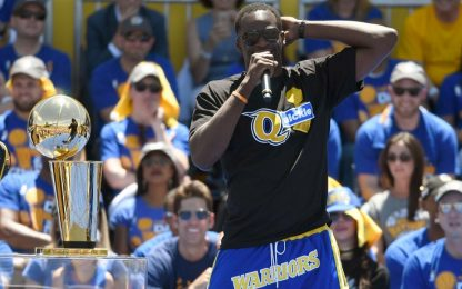 NBA Finals, Green-James: sono di nuovo scintille