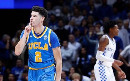 NBA Draft, alla scoperta di Lonzo Ball