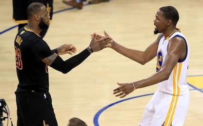 NBA Finals, Rita&Franco: a Cleveland grazie a Sky