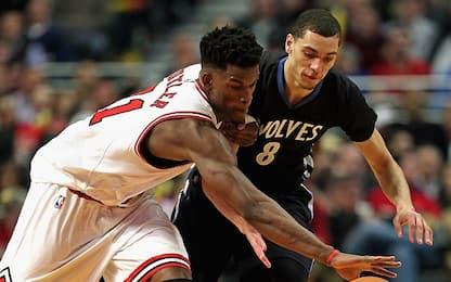 Mercato NBA: Jimmy Butler ai Minnesota T'wolves