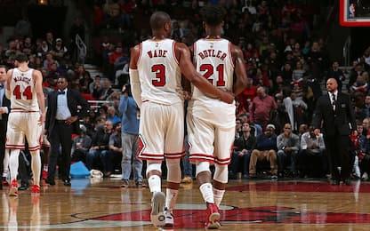 """NBA: Butler, addio dolce-amaro: """"Chicago ti amo"""""""