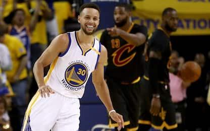 Mercato NBA, per Curry arriva il massimo salariale