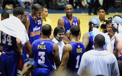 Da Kobe a Lillard, la NBA indignata per Pacquiao