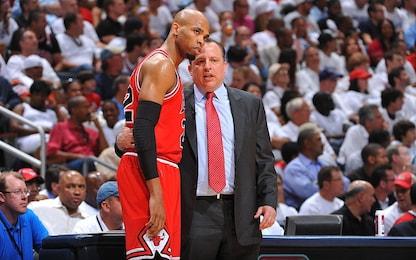 Mercato NBA, Taj Gibson lascia OKC per Minnesota