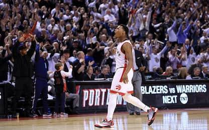 NBA, Lowry rimane a Toronto: 100 milioni in 3 anni