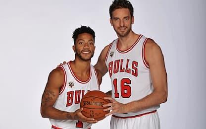 NBA, da Rose a Gasol: le firme ancora mancanti