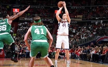 Mercato NBA, Pacers: biennale per Bojan Bogdanovic