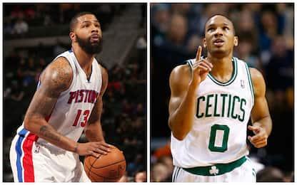Mercato NBA, Avery Bradley va a Detroit per Morris