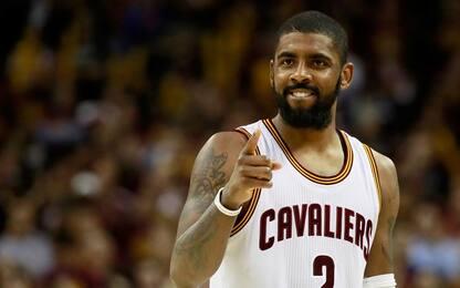 Mercato, mezza NBA sulle tracce di Kyrie Irving