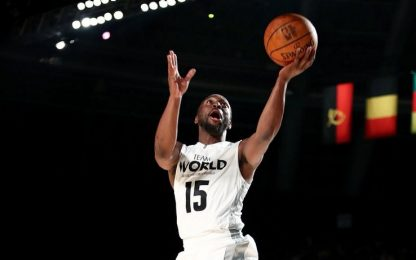 NBA, che show tra Team Africa e Team World